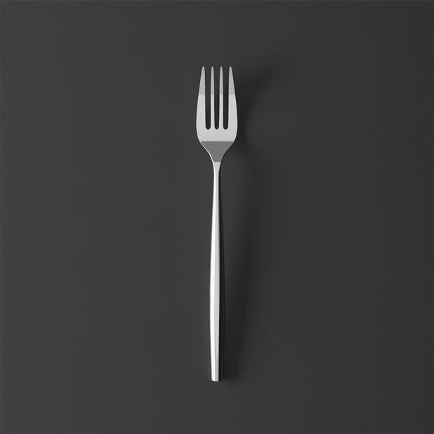 MetroChic fourchette à dessert, longueur 18,5cm, , large