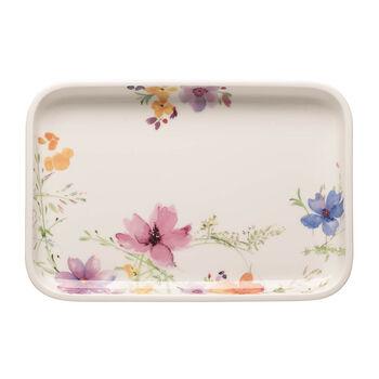 Mariefleur Basic plats à gratin Plat à servir / Couvercle rectangulaire 32x22cm