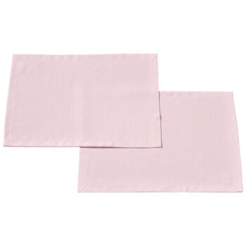 Textil Uni TREND Set de table Rose S2 35x50cm