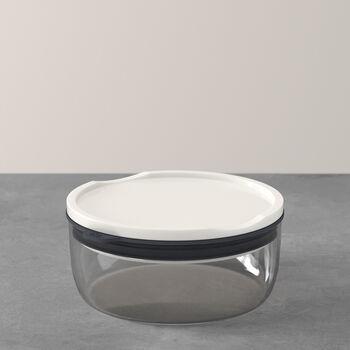 ToGo&ToStay boîte à repas, 13x6cm, ronde, grise