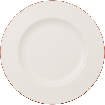 Anmut Rosewood assiette plate