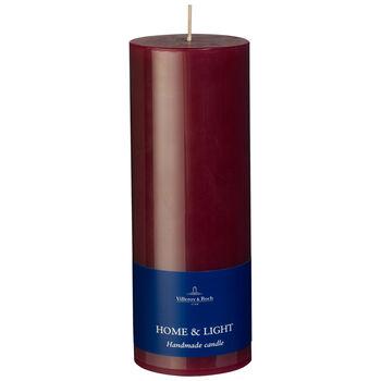 Essentials Bougies Red Blum Pillar 7x19 7x19cm