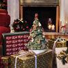 Christmas Toys Memory Calendrier de l'Avent 3D sapin 25x32x43cm, , large