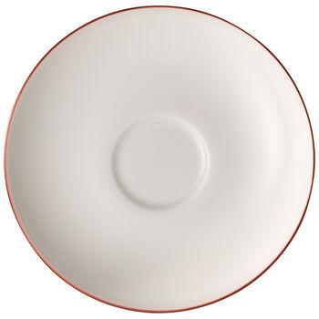 Anmut Rosewood Soucoupe tasse à café/thé 15cm