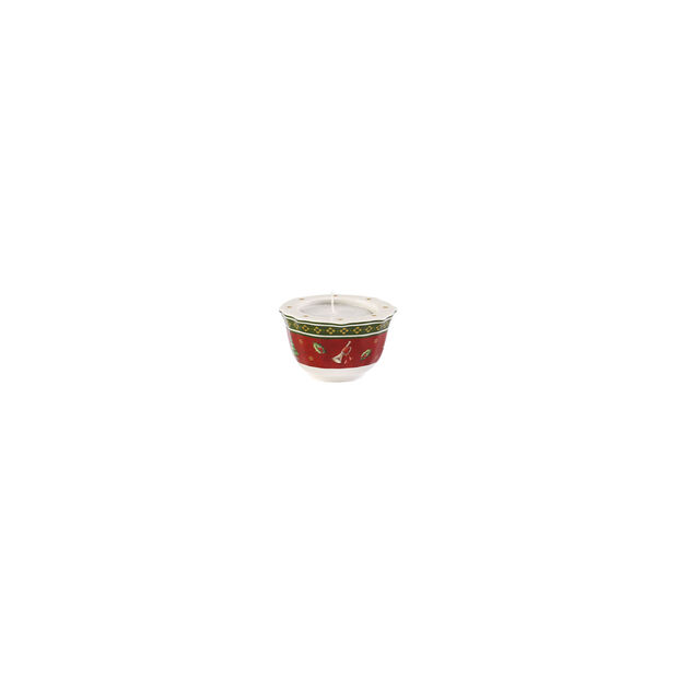 Toy's Delight support pour bougie chauffe-plat rouge, , large