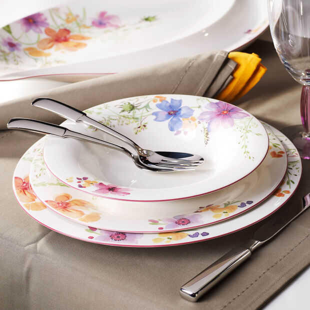 Mariefleur Basic assiette plate, , large