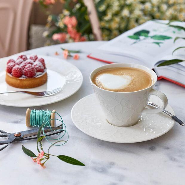 Caffè Club Floral Touch Souc.ta.café au lait/petite assiette, , large