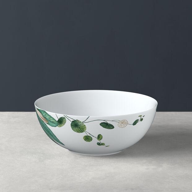 Avarua bol à salade, 23cm, blanc/multicolore, , large