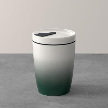 Coffee To Go mugS green