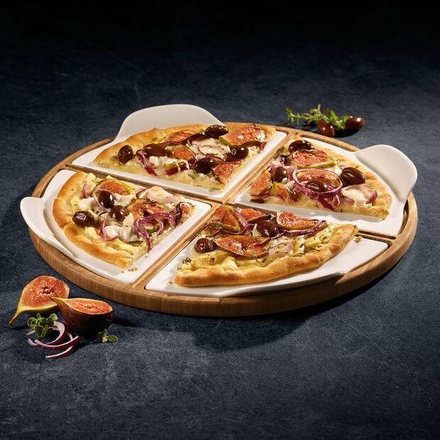 Pizza Passion plateau party rond, , large