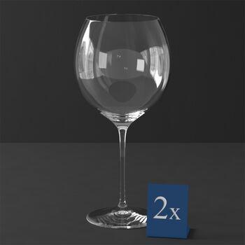 Allegorie Premium verre à vin rouge, 2pièces, pour bourgogne grand cru