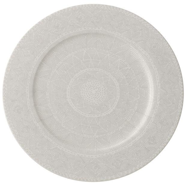 Malindi assiette de présentation, , large