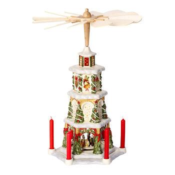 Christmas Toys Memory pyramide de Noël