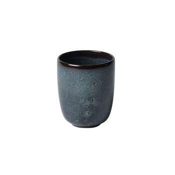 Lave Beige mug sans anse 9x9x10,5cm