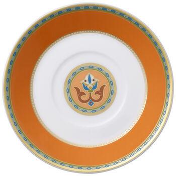 Samarkand Mandarin sous-tasse à moka/expresso