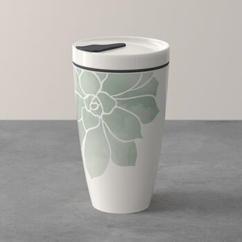 To Go mug à café succulente