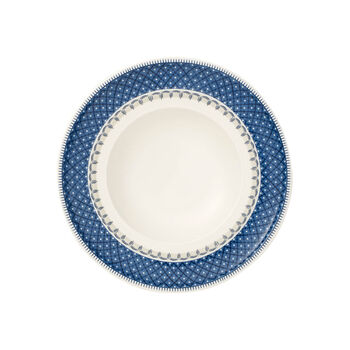 Casale Blu assiette creuse