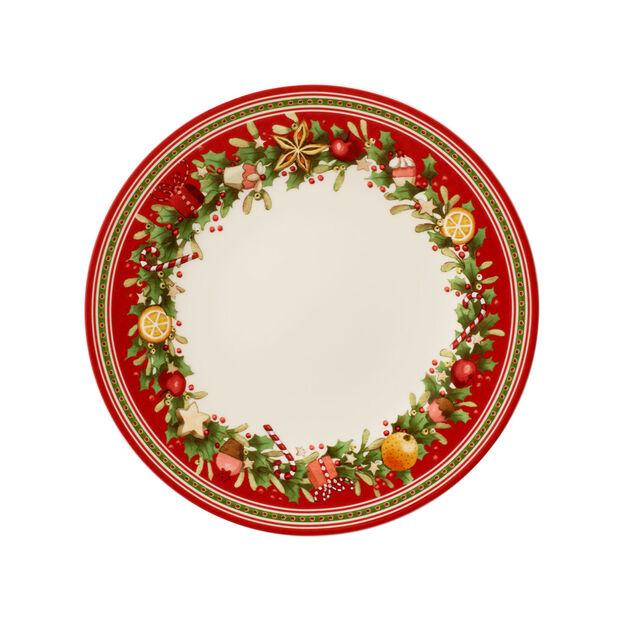 Winter Bakery Delight assiette plate, , large