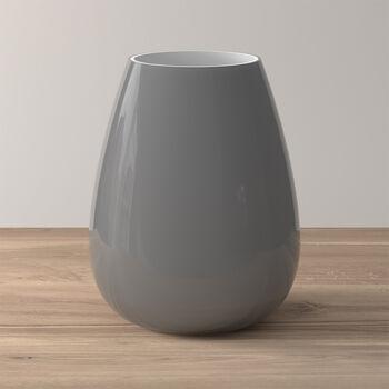 Drop grand vase Pure Stone