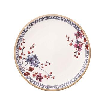 Artesano Provençale Lavande assiette plate au décor floral