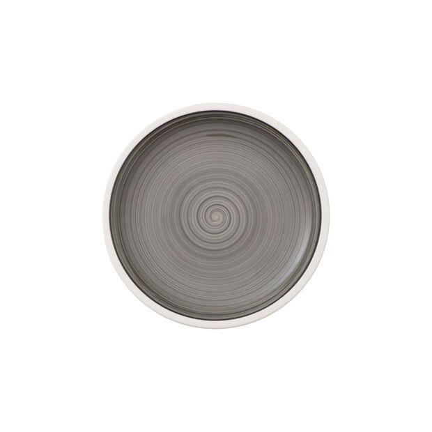 Manufacture gris assiette à pain, , large