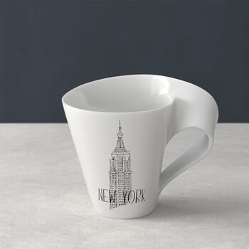 Modern Cities mug à café, New York, 300ml