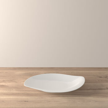 New Cottage Special Serve Salad coupe plate 34cm