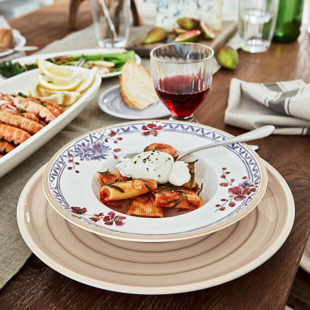 Artesano Provençal Lavande assiette à pâtes 30cm, , large