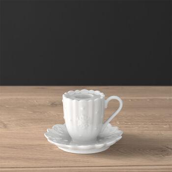 Toy's Delight Royal Classic Decoration bougeoir en forme de mug à anse, 10x6cm