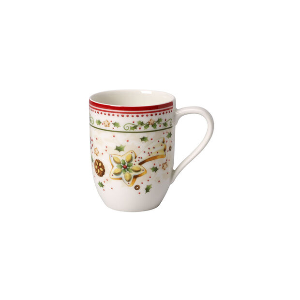 Winter Bakery Delight mug à café motif étoile filante, , large