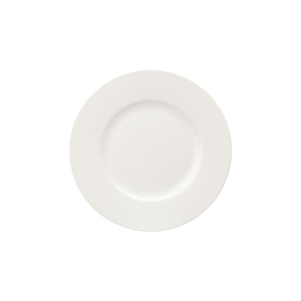 Basic White Assiette dessert, , large