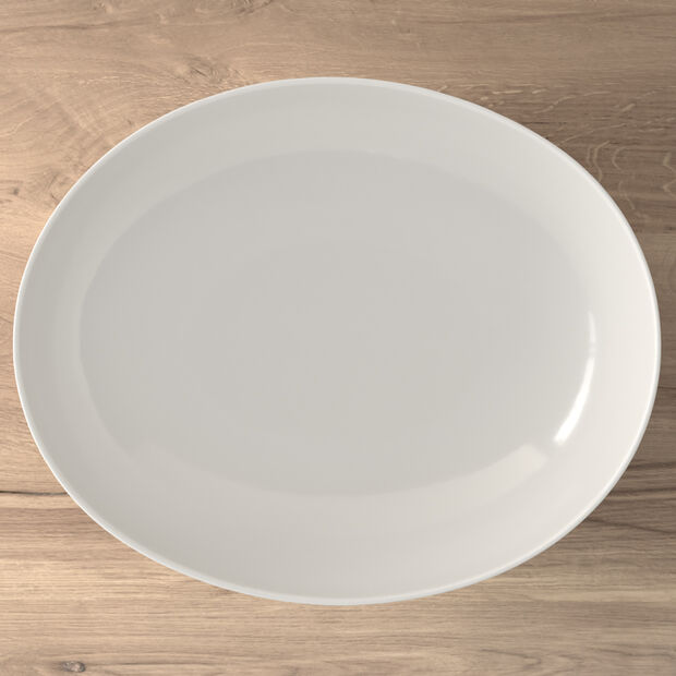 New Cottage Basic plat creux de service 32cm, , large