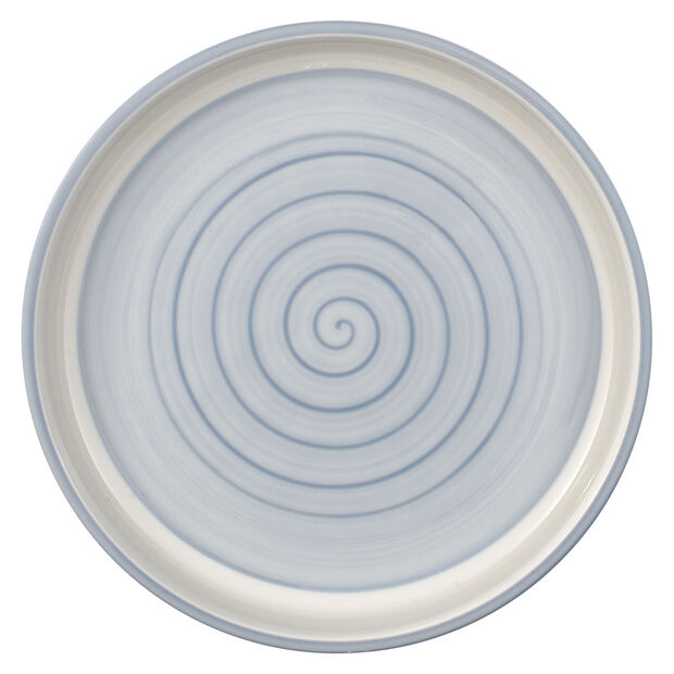 Clever Cooking Blue plat rond 26cm, , large