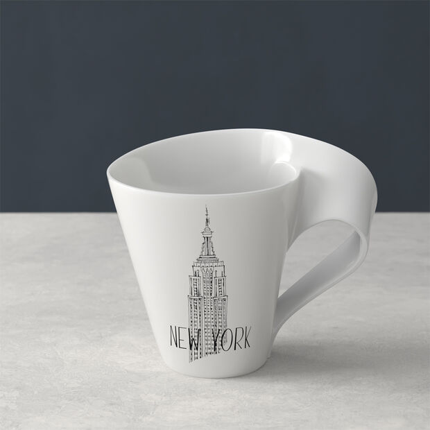 Modern Cities mug à café, New York, 300ml, , large