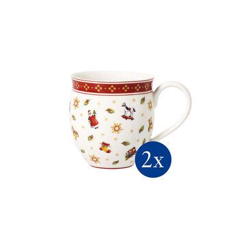 Toy's Delight mug à café Toys ensemble de 2pièces
