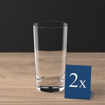 Purismo Bar verre à cocktail/eau ensemble de 2pièces