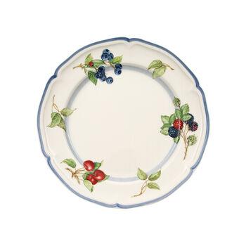 Cottage assiette plate
