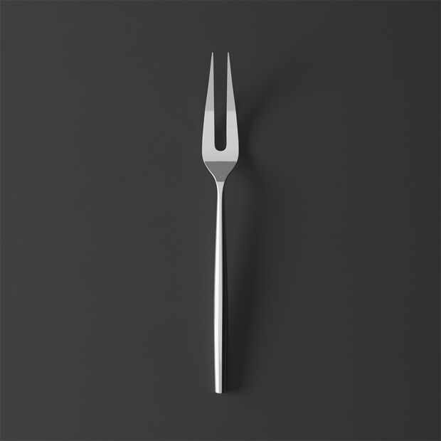 MetroChic fourchette à viande, longueur 20,5cm, , large