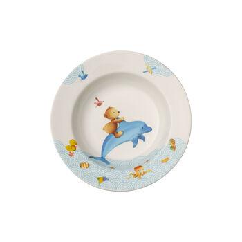 Happy as a Bear Assiette creuse pour enfants 195mm