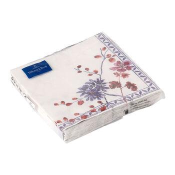 Serviettes en papier Artesano Provencal Lavendel 33x33cm