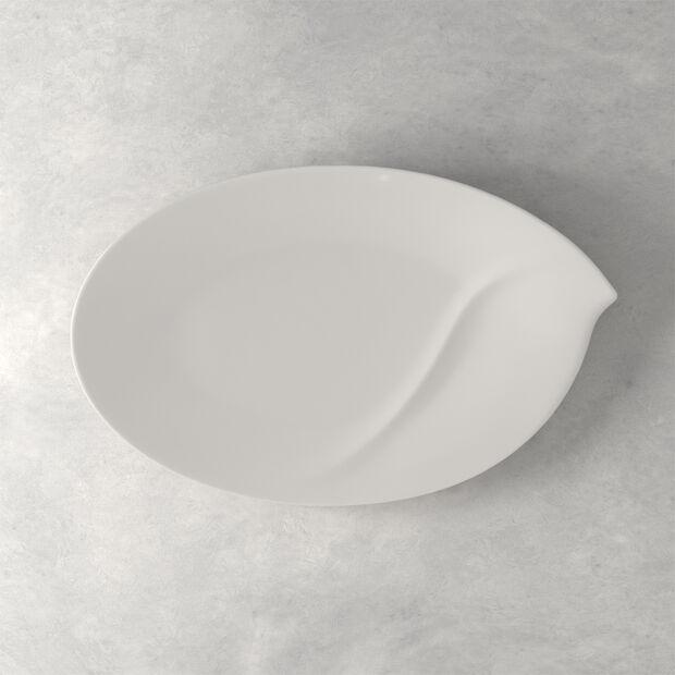 Flow plat ovale 47cm, , large