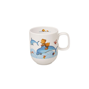 Happy as a Bear tasse pour enfants grande 11,5x8x9,5cm