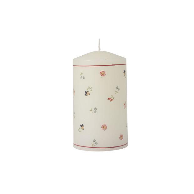 Table Decoration Bougie Petite Fleur 70x140mm, , large