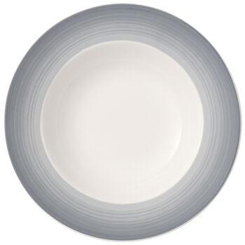 Colourful Life Cosy Grey Assiette creuse 25cm
