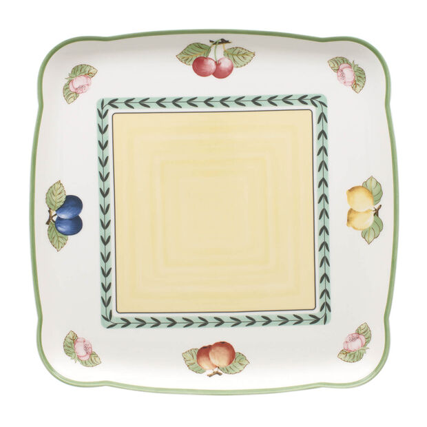 Charm & Breakfast French Garden Plat carré 30cm, , large