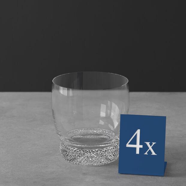 Octavie verre à whisky, 4pièces, , large