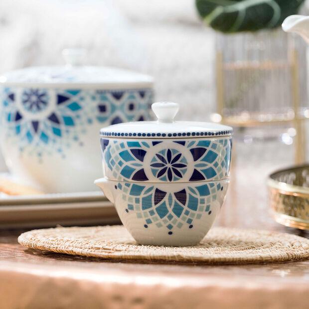 Tea Passion Medina sucrier/petit pot à lait, , large