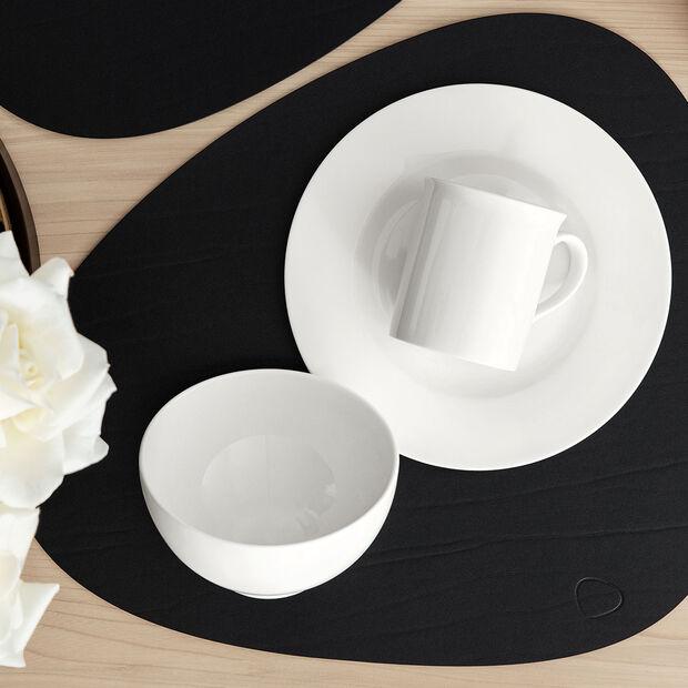 Twist White assiette à dessert, , large