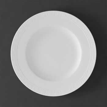 White Pearl assiette plate