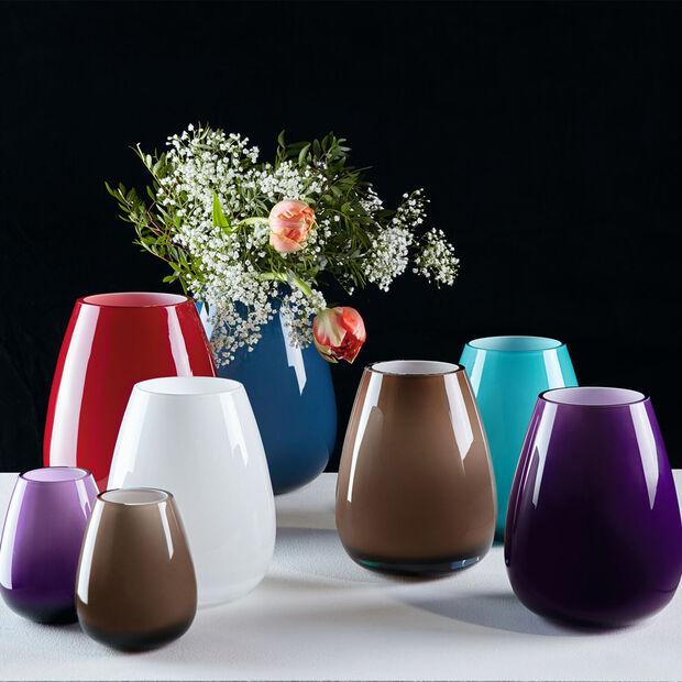 Drop grand vase Midnight Sky, , large